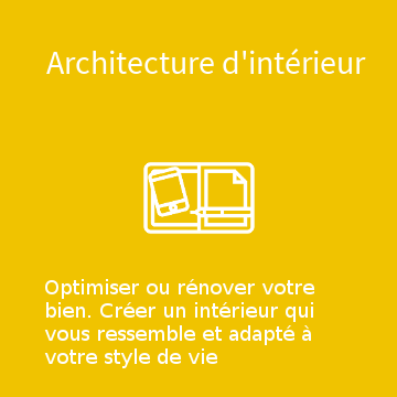 ARCHITECTURE D'INTERIEUR